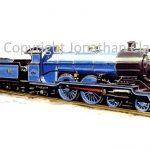 010 Sand Hutton Railway Bassett-Lowke Class 30 4-4-2 Synolda