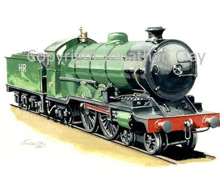 052 ex. Fairboune Railway Bassett- Lowke  Class 30 4-4-2 Count Louis