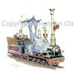 058 H Barlow FTO Locomotive Nellie