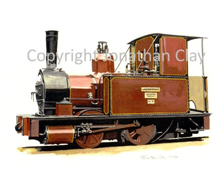 146 Fletcher Jennings  0-4-0T William Finlay