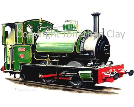 165 Falcon 0-4-2ST No.3 Sir Haydn