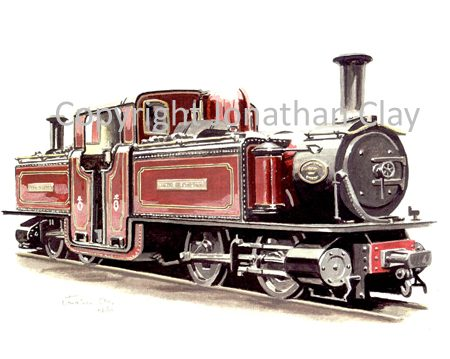 172 Double Fairlie 0-4-4-0T James Spooner
