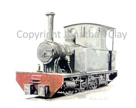 182 Stewarts and Lloyds Ltd. Andrew Barclay 0-6-0T Winifred