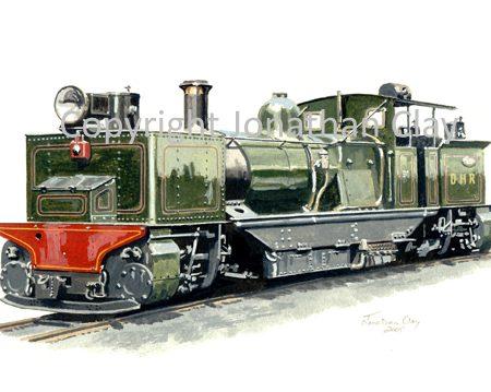 229 DHR Class D Garratt No.31