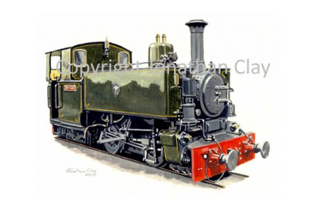 241 Andrew Barclay 0-4-2T No.7 Tom Rolt