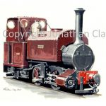 258 Manning Wardle 0-4-2ST  Nipper