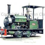 271 Weardale Lead Co. Hawthorn Leslie 0-4-0ST No. 3029 'Little Nut'
