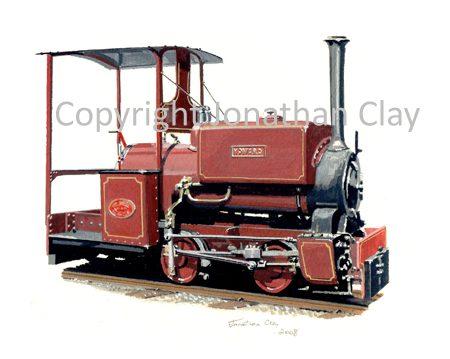 276 Wrenn class 0-4-0ST Howard