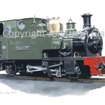310 Manning Wardle 0-6-2T 'Chevallier'