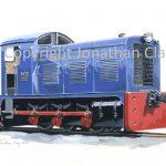 314 Drewry Diesel Locomotive No.2