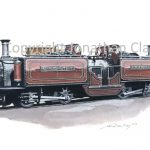 317 Double Fairlie  0-4-4-0T Little Wonder