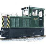 330 Leighton Buzzard Railway Baguley-Drewry  Diesel Locomotive No.NG46