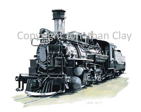 362 D&RG K28 2-8-2 No.478