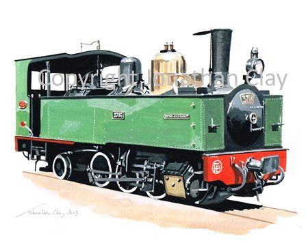 371 CFBS Buffaud-Robatel 0-6-2T No.3714