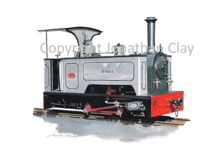 403 Kerr Stuart 0-4-0T No.1158 'Diana'