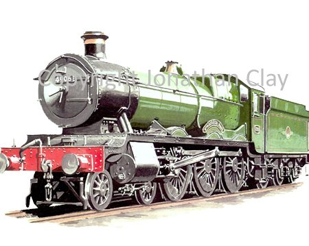 526 GWR Hall 4-6-0 No.4906 Bradfield Hall (BR Green)