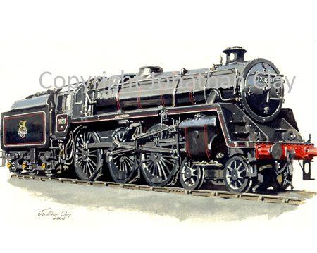 609 BR Standard Class 5 No. 73082 Camelot