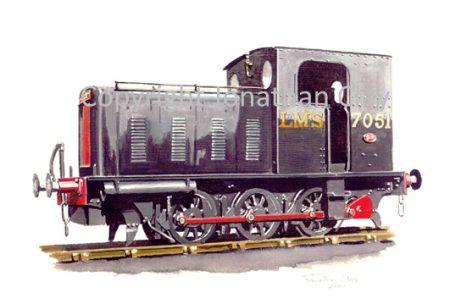 616 LMS Diesel 7051