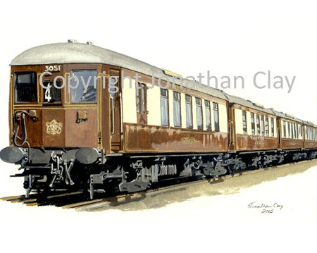 634 SR Electric Multiple Unit Brighton Belle Pullman