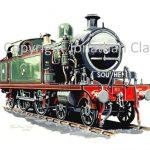 662 LTSR Class 79  4-4-2T No.80 Thundersley