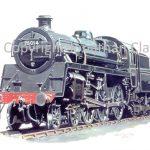 668 BR Standard Class 4 4-6-0 No.75014