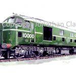 681 LMS Diesel 10000 - Green