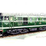 706 Class 31 diesel No. D5541