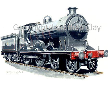 719 Ex NBR Class D30 4-4-0 'Dominie Sampson'
