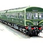 725 BR DMU Class 101