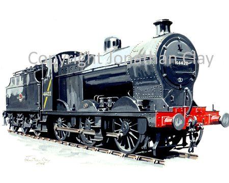 726 Ex Midland Railway Class 4F 0-6-0 No.44422