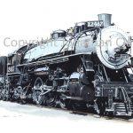 776 Southern Pacific Class P8 4-6-2 No.2467