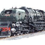 778 SAR Class GMAM Garratt No.4079 Lindie Lou