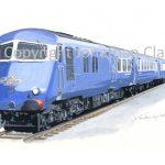 789 BR Blue Pullman DMU