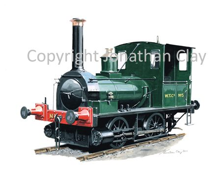 842 Wantage Tramway George England 0-4-0WT No.5 (Shannon)