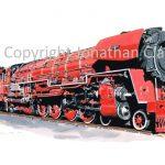 843 SAR Class 26 Red Devil 'L D Porta'