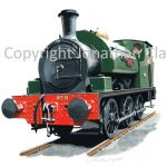 875 Hudswell Clarke 0-6-0St 'Sir Robert McAlpine No.31'