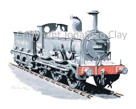 914 Ex Midland Railway Kirtley 0-6-0 No. 22630