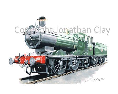 919 GWR 22XX 0-6-0 No.3205 (BR Green)