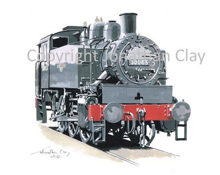 931 USA Class 0-6-0T No.30065