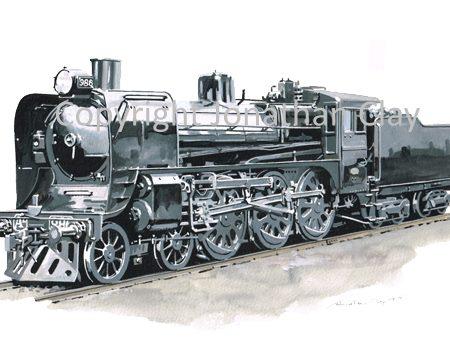 942 Victorian Railways Class A2 4-6-0 No.986