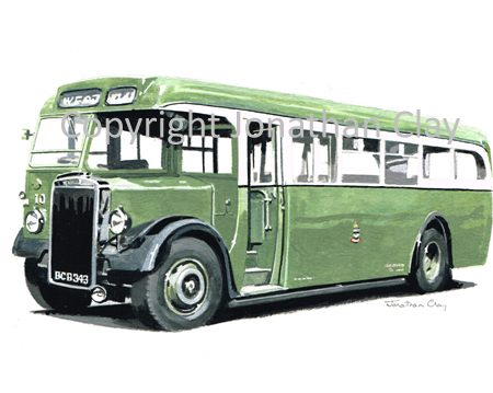 1808 Blackburn Leyland Tiger