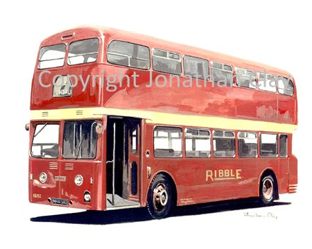 1810 Ribble Atlantean