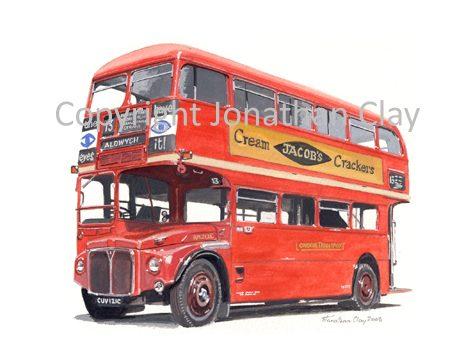 1821 LT Routemaster
