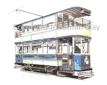 1823 Darlington Tram