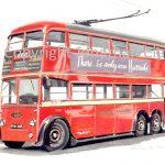 1824 LT Q1 Trolley