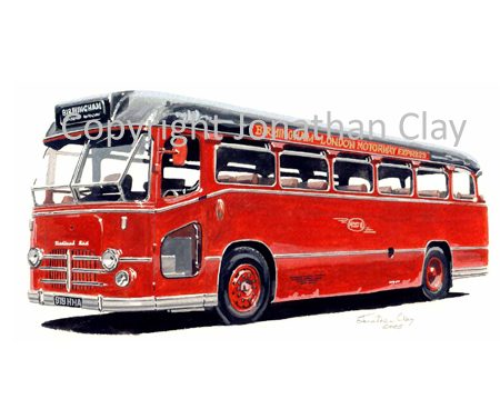 1850 Midland Red CM5