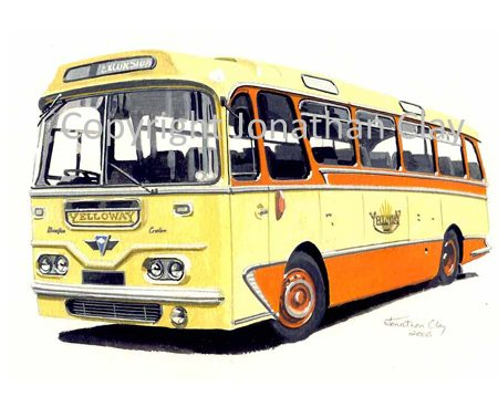 1851 Yelloway Cavalier Coach