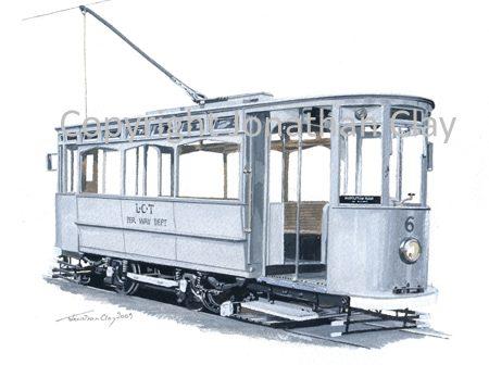 1863 Leeds works Car No.6
