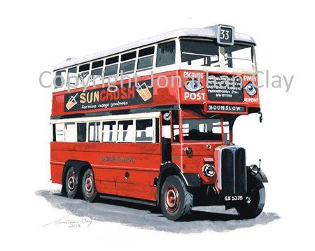 1866 London Transport LT1410