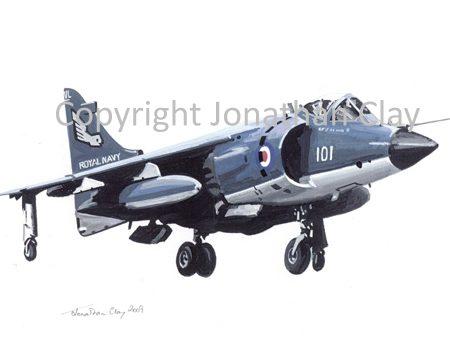 A006 Sea Harrier